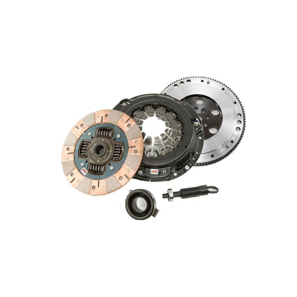Sprzęgło CC Ford Focus RS MK3 / Focus ST250 2.3 Ecoboost (Zestaw zawiera koło zamachowe) MPC Organic HD 1016Nm - GRUBYGARAGE - Sklep Tuningowy
